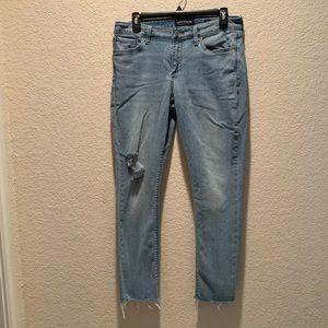 "Lucky Brand ""Lolita"" skinny jeans, size 10"